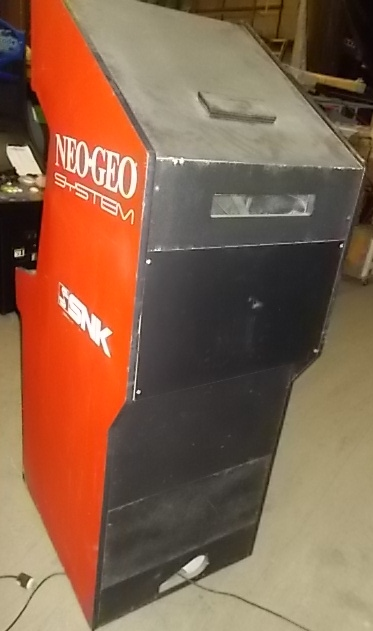 BUST-A-MOVE in NEO GEO Upright Arcade Machine Game Cabinet for ...