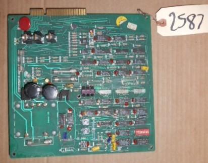 CHALLENGER CRANE Redemption Arcade Machine Game PCB Printed Circuit