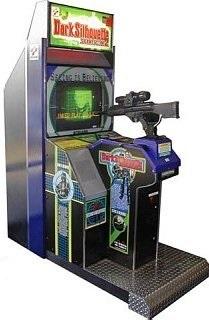 silent scope arcade machine for sale
