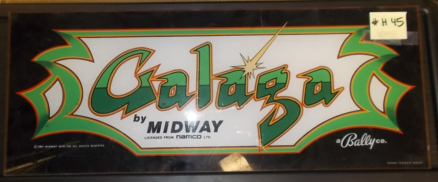 galaga arcade machine for sale