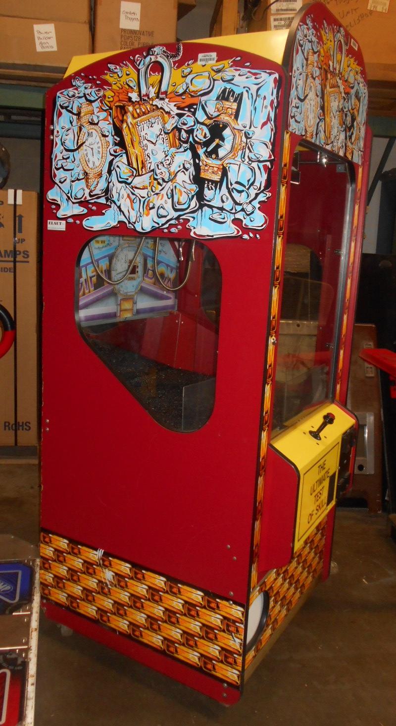 Gift Box Claw Crane Arcade Machine Game For Sale