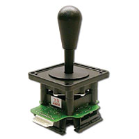 HAPP 49-Way Joystick Assembly for Video Arcade Game Machine #A-21939-1