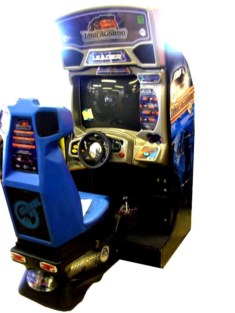 Need For Speed Underground Arcade Machine Game For Sale By