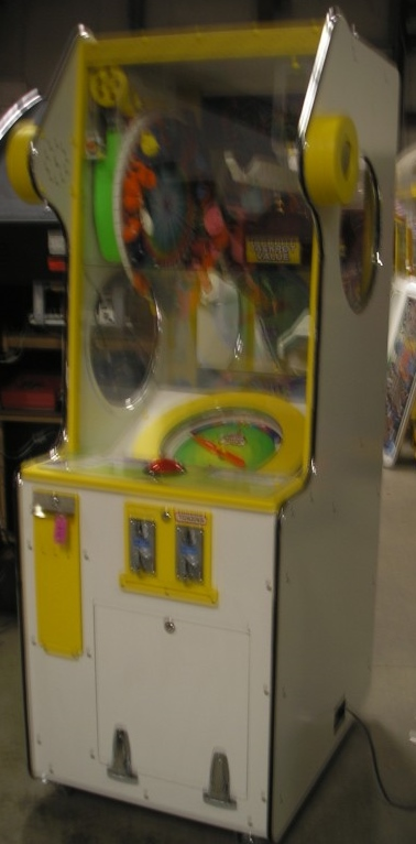 Pop Machine For Sale >> POP IT FOR GOLD Ticket Redemption Arcade Machine Game for sale by BENCHMARK! | COIN-OP PARTS ETC ...