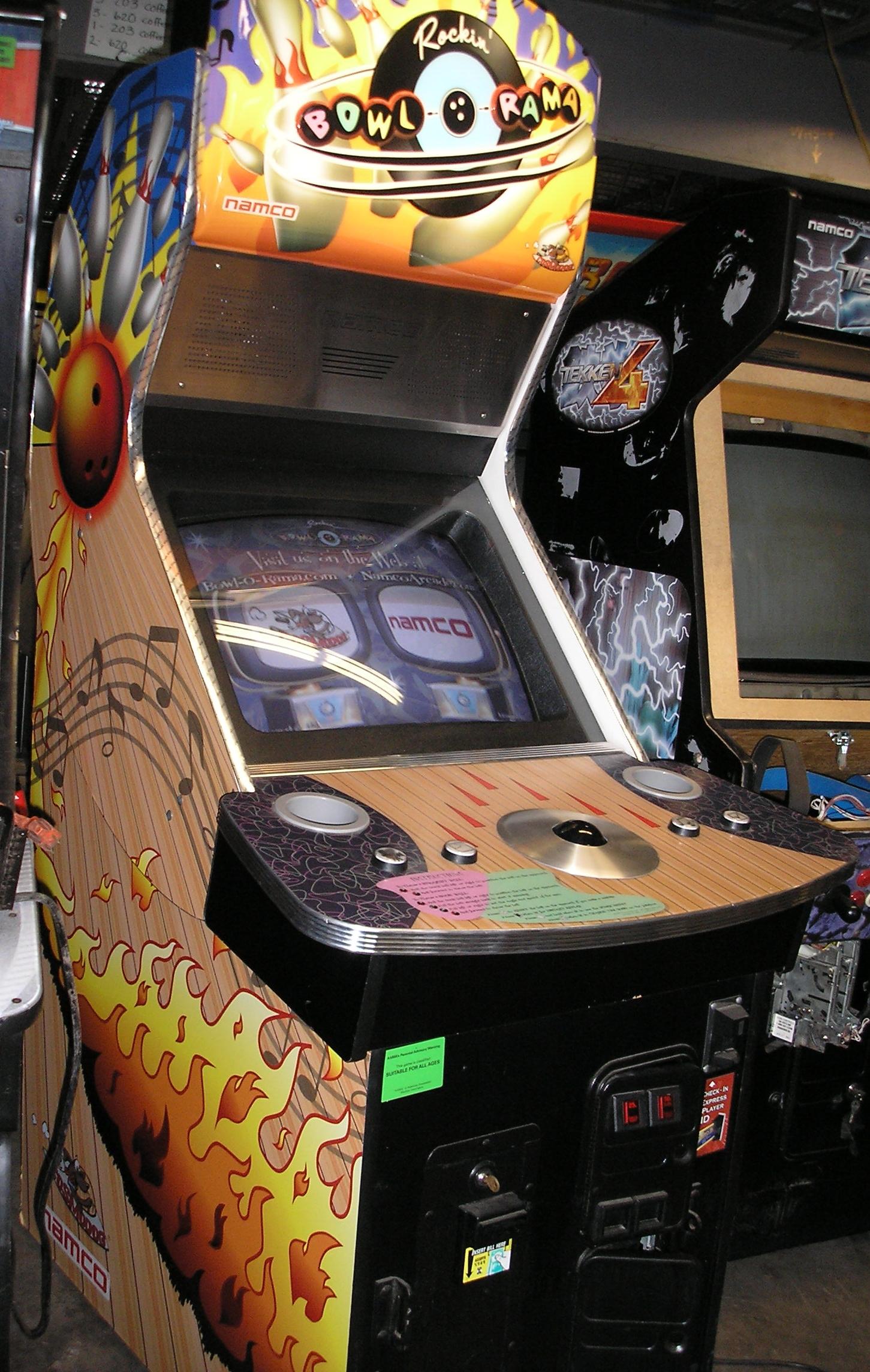 sex arcade the game
