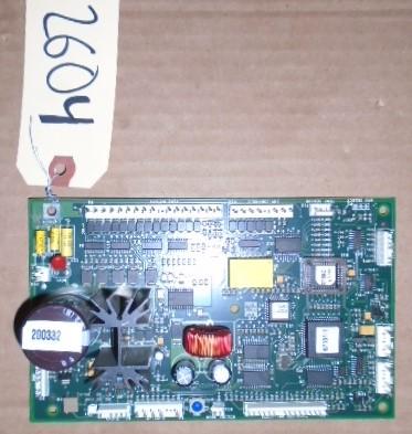 ROYAL 650 SODA Vending Machine PCB Printed Circuit CONTROL Board #2604 for sale