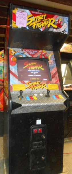 Street Fighter Arcade Machine Game For Sale By Capcom One On One