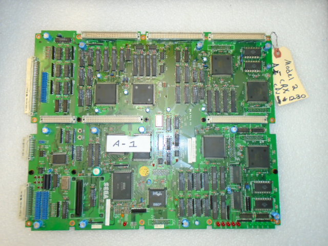 Computer And Is The Main Circuit Board Everything Connects Directly