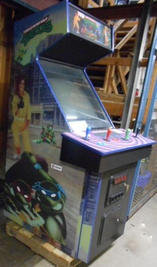 turtles arcade machine for sale