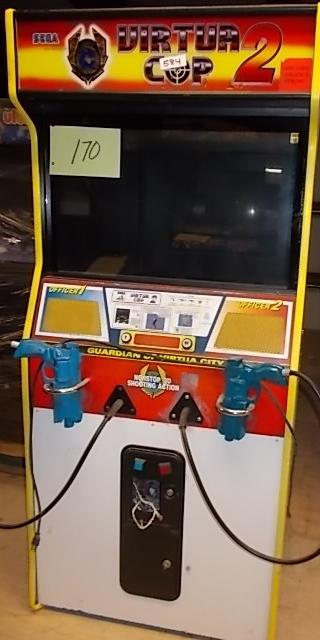 virtua cop arcade
