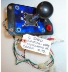 6 Speed Shifter Assembly for use with Need for Speed Underground or Carbon #112 Video Arcade Machine Game for sale