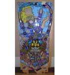 AEROSMITH PREMIUM Pinball Machine Game Playfield Production Reject for sale #521 by Stern Pinball