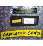ARACHNID DART Arcade Machine Game CHIPS V3.3.6300T