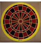 ARACHNID Dart Arcade Machine Game TARGET ASSEMBLY #3923 for sale