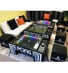 ATARI PONG HOME EDITION - COFFEE TABLE Arcade Machine Game for sale