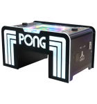 ATARI PONG COIN-OPERATED / TICKET REDEMTION Arcade Machine Game for sale by UNIS