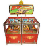 BENCHMARK BIG RIG TRUCKIN Ticket Redemption Arcade Machine Game for sale - 2 Player