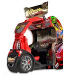 CRUIS'N BLAST Sit-Down Arcade Machine Game for sale by Midway - 5 UNIQUE TRACKS with EVENTS