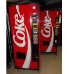 Dixie Narco DN 240CC/168 6 SELECTION Can SODA Vending Machine