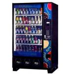 Dixie Narco DN5591, 5591, BeverageMax Bottle Drop, Glass Front 45 SELECTION with BeverageMax Graphic SODA COLD DRINK Vending Machine for sale