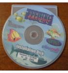 FEEDING FRENZY INSTALLATION CD Version 1.10 RC6 by ULTRACADE for sale