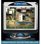 "MERIT GAMETIME DELUXE 15"" Touchscreen Arcade Game Machine for sale"