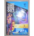 JAMES BOND 007: SERPENT'S TOOTH #2 Paperback Book for sale - 1992 - DARK HORSE