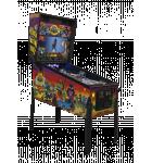 JERSEY JACK GUNS 'N ROSES STANDARD Pinball Game Machine for sale