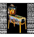 JERSEY JACK PINBALL WOZ - WIZARD OF OZ YELLOW BRICK ROAD LE Pinball Machine Game for sale!