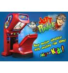 JETT RIDER KIDDIE RIDE/MOTION SIMULATOR Arcade Machine Game for sale