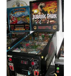 JURASSIC PARK Pinball Machine Game for sale