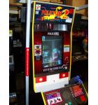 KONAMI POLICE 911 2 Arcade Game
