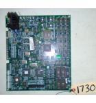 MAXIMUM RIDE Arcade Machine Game PCB Printed Circuit JAMMA Board #1730 for sale