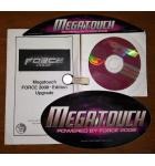 MERIT MEGATOUCH FORCE 2008 Upgrade Kit with Security Key for sale