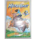 METACOPS #2 COMIC BOOK for sale