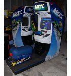MIDWAY ARCTIC THUNDER Snowmobile Simulator Arcade Machine Game for sale