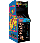 MS. PAC-MAN / GALAGA PACMAN 20th Anniversary Arcade Machine Game for sale