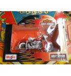 Maisto Harley-Davidson Motor Cycles Series 5 1962 FLH Duo Glide Die Cast Replica - 1:18 Scale