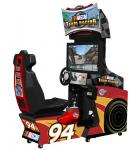 NASCAR Team Racing Sit-down Arcade Machine Game for sale by Global VR