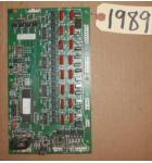 NATIONAL 620 COFFEE Vending Machine PCB Printed Circuit DRIVER Board #1989 for sale