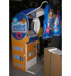 OLD NAVY AMAZING PHOTO STICKER Arcade Machine Game for sale - TAKES $ BILLS - WORKS GREAT
