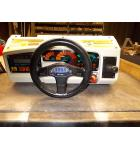 Out Runners Arcade Machine Game by Sega Steering Wheel Assembly - #3030