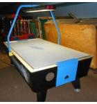 PROTON AIR HOCKEY Table with OVERHEAD SCORING for sale by DYNAMO - HOME FREE PLAY or COMMERCIAL COIN-OP!