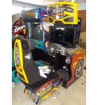 "GLOBAL VR REDLINE RAMPAGE 32"" Arcade Machine Game for sale"