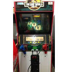 SEGA THE LOST WORLD: JURASSIC PARK Arcade Game