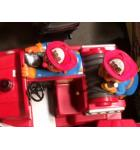 SESAME STREET'S BERT & ERNIE FIRETRUCK Kiddie Ride for sale by KIDDIE'S