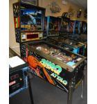 SHAQ ATTAQ Pinball Machine Game for sale by GOTTLIEB