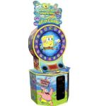 SPONGEBOB SQUAREPANTS JELLYFISHING Ticket Redemption Arcade Machine Game for sale