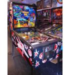 STELLAR WARS Pinball Machine Game