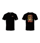STERN OFFICIAL Pinball Rampage Tee Shirt Sizes XS thru XXXL #882-2007-00 for sale